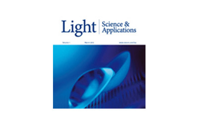 JI research team publishes in Light: Science & Applications