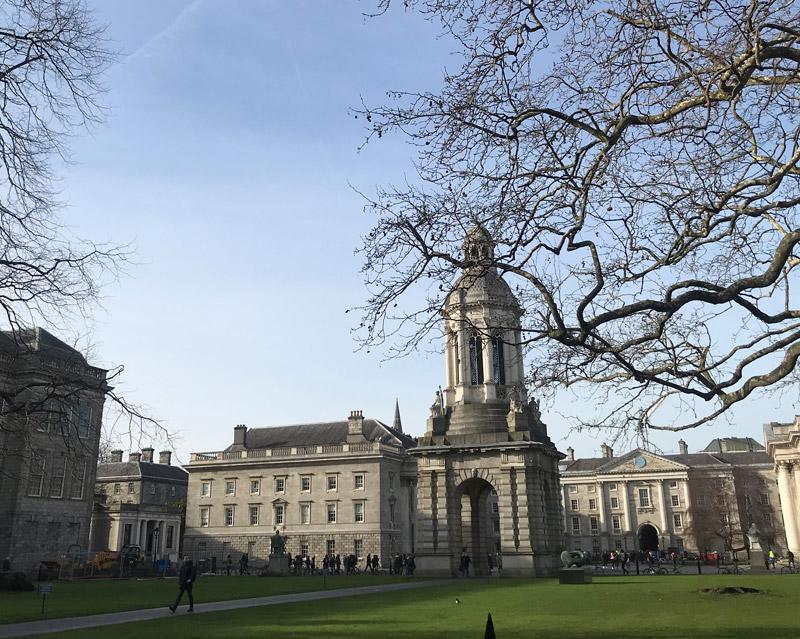 Ireland - Trinity College Dublin
