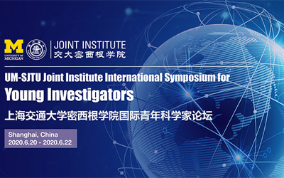 UM-SJTU Joint Institute International Symposium for Young Investigators