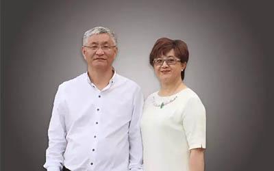 俞黎明/郑晓敏伉俪 ——大爱无疆,永续光明