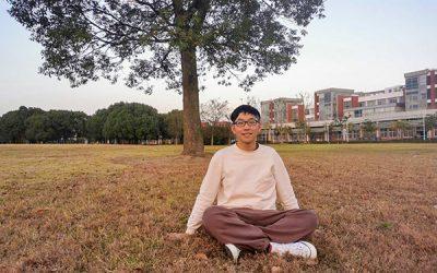 学子风采 | 张行健:中国灵魂 世界胸怀