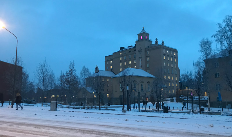 Sweden - Royal Institute of Technology