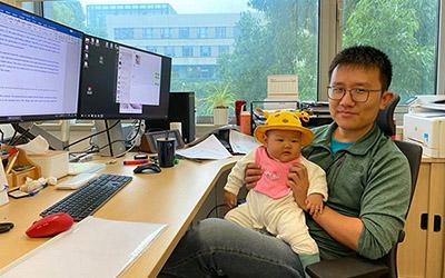 校友对话录 | 上海科技大学助理教授傅旻帆:密院让我赢在科研的起跑线