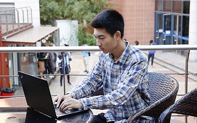学子风采 | 广宏举:不负青春的密院四年
