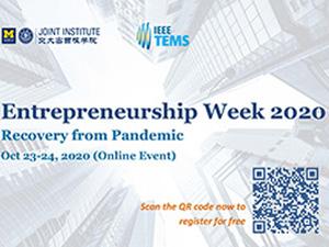 Entrepreneurship Week 2020